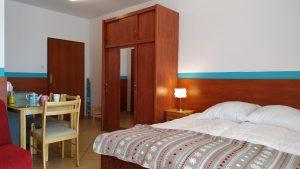 Pokój gościnny w Amber Villa w Chłopach